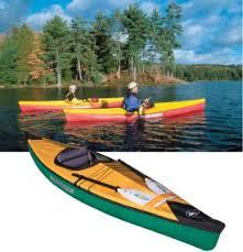 folding canoes