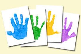 hand children