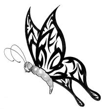 free butterfly tattoos