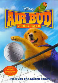 air bud spike back