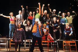 cast of rent