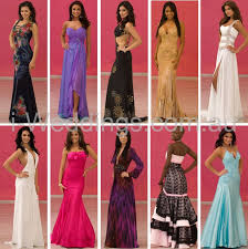 evening gown fashion