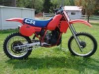 1983 honda cr 250