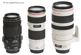 canon tele lenses