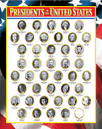 presidents of the united states pictures