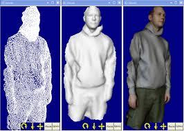 3d body scan