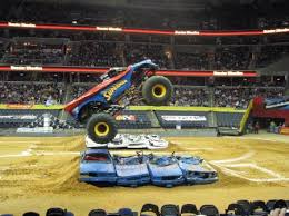 monster jam superman