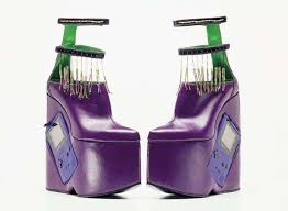 male platform shoes