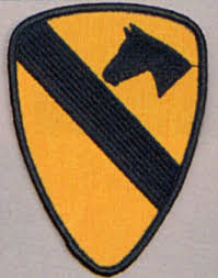 cavalry badges