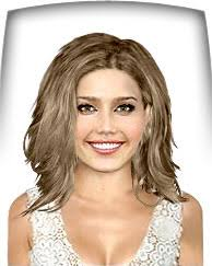 medium length thick hair styles