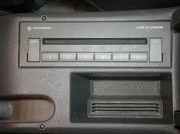 volkswagen cd changers