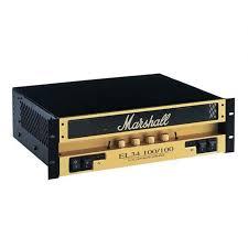 marshall power amplifier