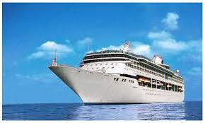 cruise ship postcards