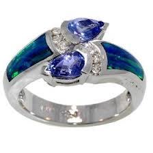 tanzanite diamond