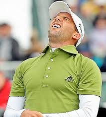 sergio garcia photos