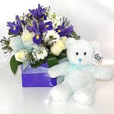 baby floral arrangements