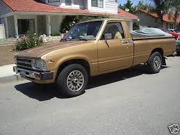 83 toyota pick up