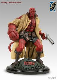 hellboy statues