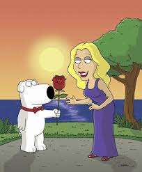 pictures of brian from family guy
