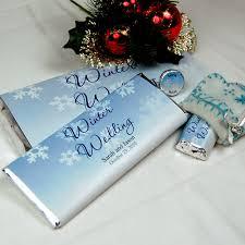 winter chocolate