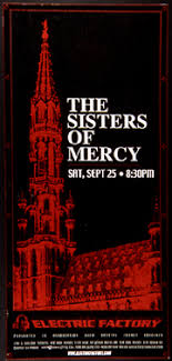 sisters of mercy posters