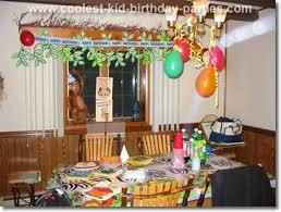 jungle theme party invitations