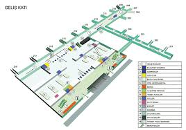 istanbul airports map