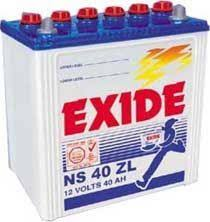 battery exide