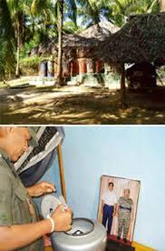 ltte prabhakaran house