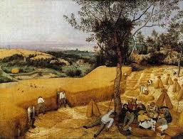 Bruegel L'Ancien, La Moisson