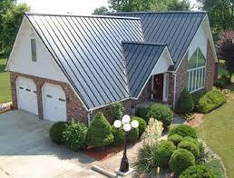 metal roof homes