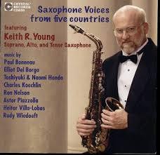 saxophone cd