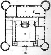 square castle