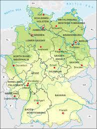 germany frankfurt map