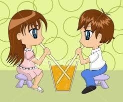 cartoon couple pics