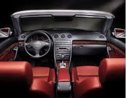 2003 audi a4 convertible
