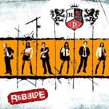 album de rebelde