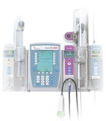 alaris syringe pump