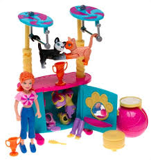 polly pocket pet show