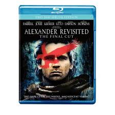 alexander revisited blu ray