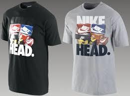 nike head