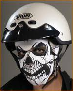 biker mask