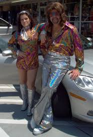 disco costume women