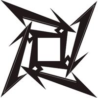 metallica ninja star