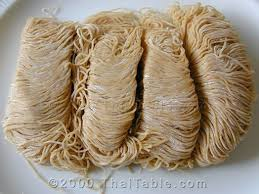 angel hair noodles