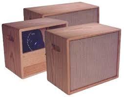 custom loudspeaker cabinets