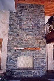 ledgestone fireplaces