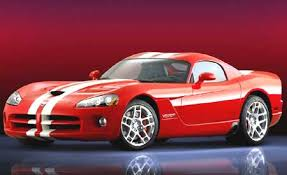 2008 dodge vipers