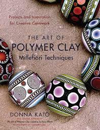 polymer clay millefiori