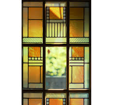 frank lloyd wright window patterns